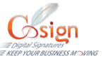 CoSign Digital Signatures
